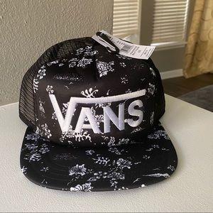 NWT VANS Trucker Hat